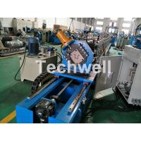 China Cold Rolling Forming Machine For Making Top Hat Channel / Furring Channel Profiles wholesale