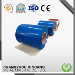 China Erosion Resistant Aluminium Colour Coated Sheet , Epoxy Coated Aluminium Sheet For Exterior wholesale