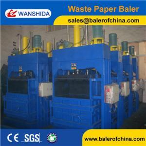 China Vertical Hydraulic baling press machine wholesale