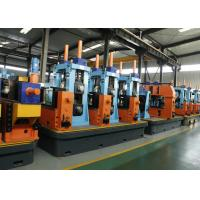 Buy cheap High Speed ERW Welded Tube Mill , 3 Phrase Pipe Welding Machine from wholesalers