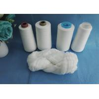 China 100% Polyester Spun Yarn 52/3 50/3 Virgin Semi - Dull Or Bright Fiber On Hank Polyester Yarn wholesale