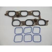 China Black Rubber Auto Engine Parts Intake Manifold Gasket Kit For Chevrolet OEM 12646459 on sale