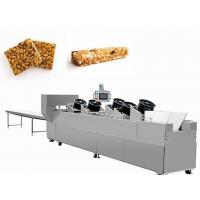 China Multi - Function Candy Cutting Machine Rice Bar Flatten Shall Open Cuts Production Line wholesale