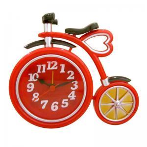 China bike shape alarm clock for decoration wholesale