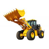 China 4 Wheel Drives LW500KL Wheel Loader Earthmoving Machinery Safe Driving Space wholesale