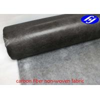 China Ultralight Carbon Fiber Fabric Non Woven Surface Carbon Fiber Mat For FRP Processes wholesale