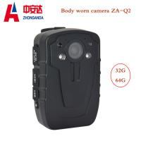Buy cheap Police Body Worn Camera High Quantity Full HD Portable 2inch LCD police Recording Body Camera from wholesalers