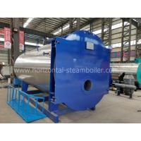 China Heavy Oil Fired Steam Boiler / Safety Explosion Proof Oil Fired Condensing Boiler 4000kg/Hr wholesale