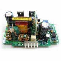 China Switch Mode Power Supply with 1 to 1,200W Power Rating and PCB Assembly wholesale