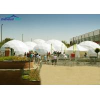 China Economic Big Dome Tent for Outdoor Celebrations Party Events with Ball Shape Structure wholesale