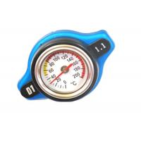 China Heat Exchanger Race Car Gauges , High Precision Security Water Pressure Gauge wholesale