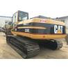 China Japan Second Hand Crawler 30 Ton 330BL Second Hand Excavators 3276h 1.5m3 Bucket wholesale