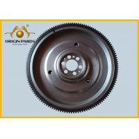 China Hino Engine EF750 ISUZU Flywheel 134502395 Clutch Cover Connect Holes 12 Gear Ring 137 wholesale