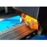 China TP304 TP316 Stainless Steel Instrument Tubing with Mesh Belt Furnace Annealing wholesale