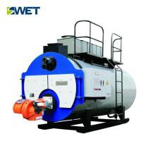 China Quick loading 10t/h Gas Oil Boiler for Paper industry , high efficiency gas steam boiler on sale
