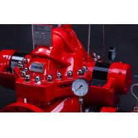 China NM Fire 1000 GPM Electric Motor Driven Split Case Pump with UL / FM Certificate wholesale