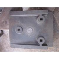 China High Cr Cast Iron Mill Liners Wear Resistance Parts OEM Impact Value More than AK5J wholesale