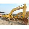 China PC300 - 7 Komatsu Second Hand Excavators 30 Ton Weight Year 2009 With CE wholesale