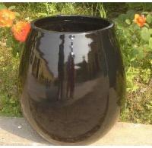 China Fiberglass Planter/ Pot wholesale