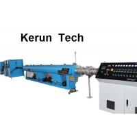 China PVC Garden / Fiber Reinforced Pipe Production Line with HDPE PP wholesale