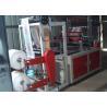 China Polythene Bag Manufacturing Machine Double Line Bin Bag Making Machine wholesale