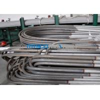 China ASTM A213 TP304L 3 / 8 Inch U Bend Tubing Cold Drawn For Heat Exchanger / Boiler wholesale