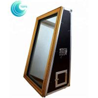 China Selfie 65 Inch Touch Screen Photo Booth Magic Mirror for wedding wholesale