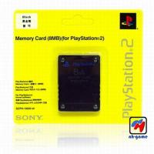China Ps2 memory card sony memory card  ps2 wholesale