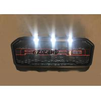 China Ford Ranger T7 PX2 Front Grill Mesh With Letter And LED / Wildtrak Pickup Accessories wholesale