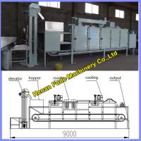 China Hot air peanut roaster, grain drying machine on sale
