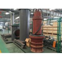 Buy cheap Low Noise Axial Flow Submersible Effluent Pump Cast Iron High Performance product