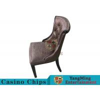 China 920mm Width Luxurious Casino Gaming Chairs With Good Load - Bearing Capacity wholesale