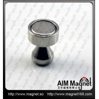 China Strong 25mm ndfeb pot magnet wholesale