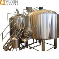 China 100L 200L 300L 500L Small Beer Brewery Equipment with Electric Heating wholesale