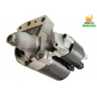 China MINI Coupe Peugeot 308 Starter Motor / Citroen Starter Motor With Aluminum Alloy wholesale