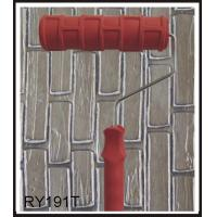 "China 7"" Special roller to easily create a BRICK effect in paint, item# RY191T wholesale"