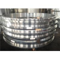 China X15CrNiSi2012 1.4828 Forged Steel Ring  DIN 17440 Standard Proof Machined 100% UT Test wholesale