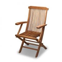 China China Wooden chair Teak Avant Stacking Chair wholesale
