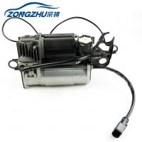 China Audi Q7 Air Suspension Compressor Pump , AMK Air Suspension Compressor 4L0698007 wholesale