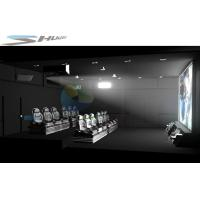 China 3D / 4D / 5D / 6D / 7D Movie Theater Cinema System With 3 DOF Motion Chair wholesale