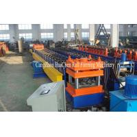 China Gear Box Drive Highway Guardrail Forming Machine Thickness 4mm wholesale