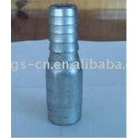 China Carbon steel pipe -nipple wholesale