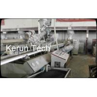 China Twin Screw  PVC Powder Plastic Profile Production Line For Door frame wholesale