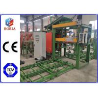 Buy cheap PLC Automatic Control Rubber Batch Off Equipment / Rubber Sheet Processing from wholesalers