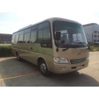 China Output City High Roof Sightseeing Mini Passenger Bus Minivan Manual Gearbox wholesale