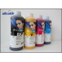 China Bulk Pigment Textile Ink For Epson Sure Color F2000 F2080 Printer wholesale