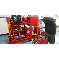 China High Precision 1000GPM Fire Fighting Pumps 370 Feet For Oil / Gas Industry wholesale