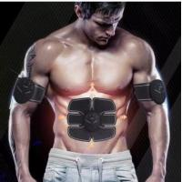 China Abdominal Muscle Toner-Charminer-Abs-Toning-Belt-EMS Body Fitness Muscle Trainer Home Office Workout Equipment on sale