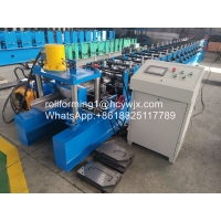 Buy cheap 380v GI 1.5mm Steel Door Frame Roll Forming Machine from wholesalers