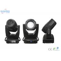 China Auto Mode 8500k 350 Watt Sharpy Beam Moving Head For Show Event wholesale